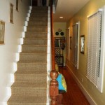 Staircase to Master Bedroom in Main house
