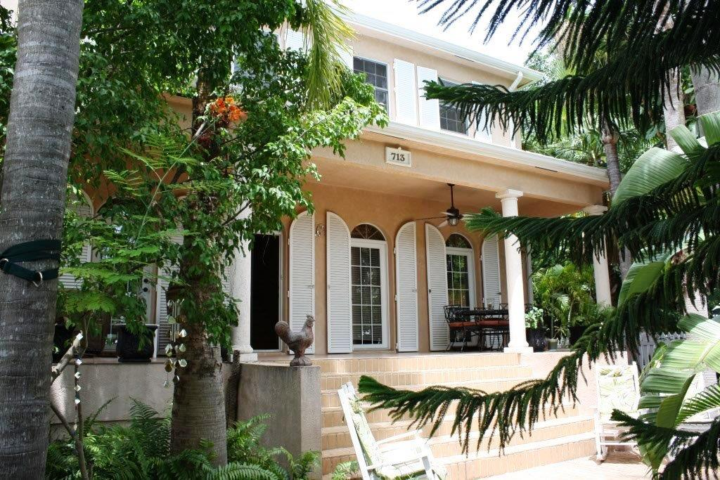 Photo of 713 Whitehead Street, Key West Home For Sale