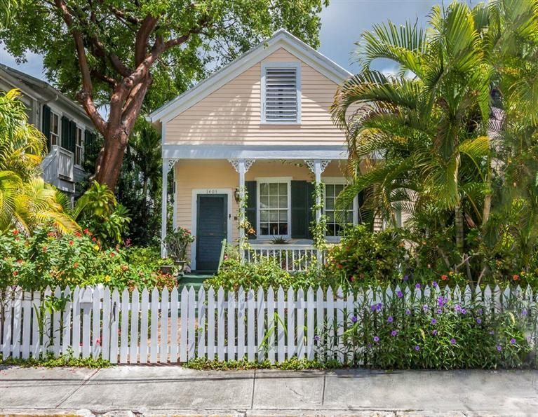The Meadows Neighborhood In Key West Florida