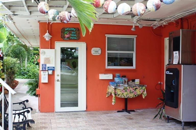 Florida Keys Motel For Sale- SEA DELL