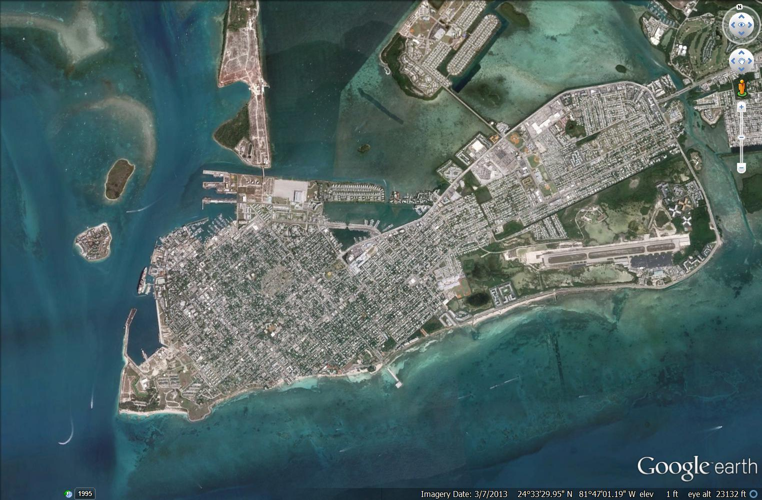 Key West Neighborhoods – Mid Town Area