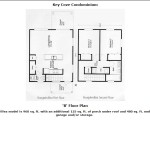 "Key Cove ""B"" Floor Plan"
