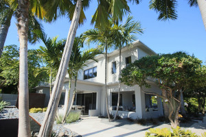 key west modern home