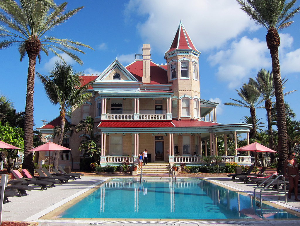 Architecture of Key West Homes