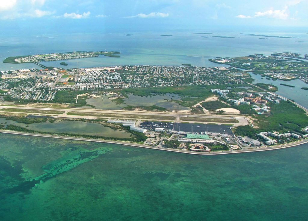 Key West Airport aerial