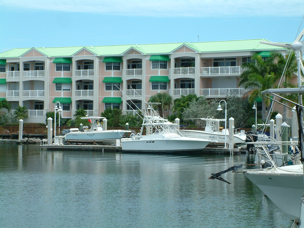 Sunset Marina Condos Key West