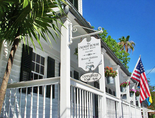 oldest house key west