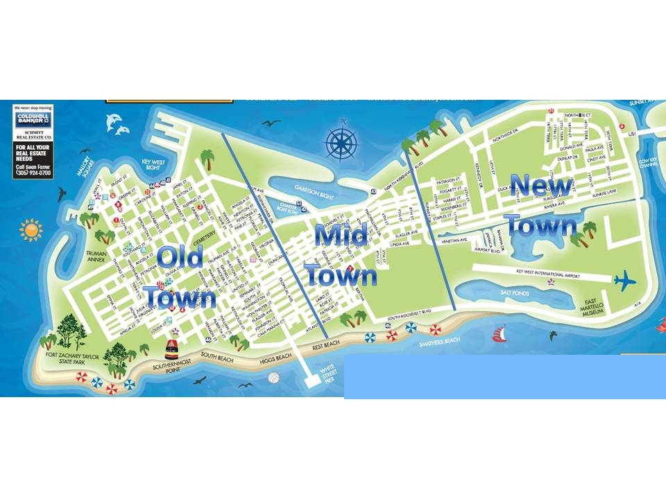 Best Places To Live in Key West on orlando map, tampa map, florida map, monroe county map, broward county map, california map, chicago map, cape kennedy map, siesta key map, hawaii map, grand cayman map, new york city map, palm beach county map, marathon keys map, texas map, big coppitt key map, freeport bahamas map, fl keys map, boston map, georgia map,