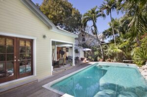 Key West pool home