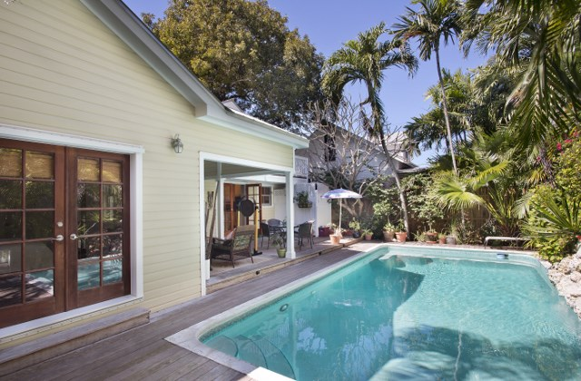 Key West Homes with a Pool